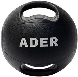 Ader Sports Dual Grip Medicine Ball 6 Lbs - 20Lbs