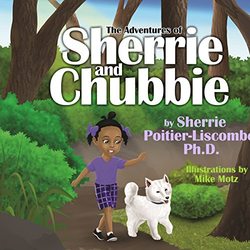 The Adventures of Sherrie and Chubbie audiobook cover art