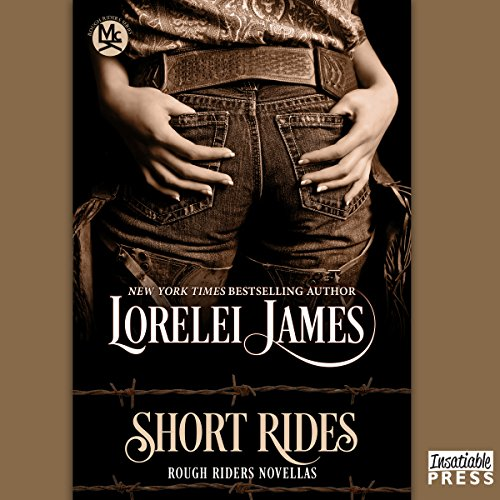 Short Rides audiobook cover art