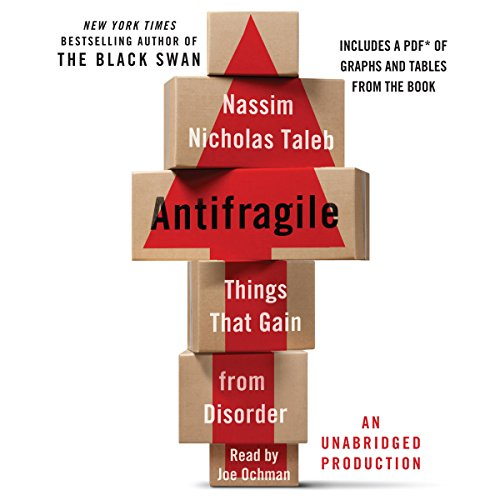 Couverture de Antifragile