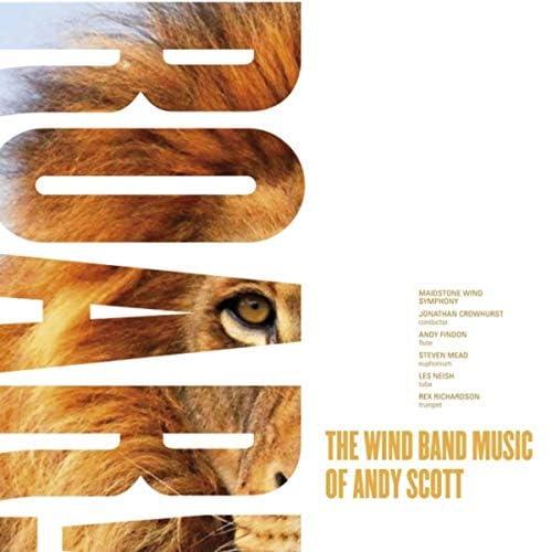 Maidstone Wind Symphony, Jonathan Crowhurst, アンディ・フィンドン, Steven Mead, Les Neish & Rex Richardson