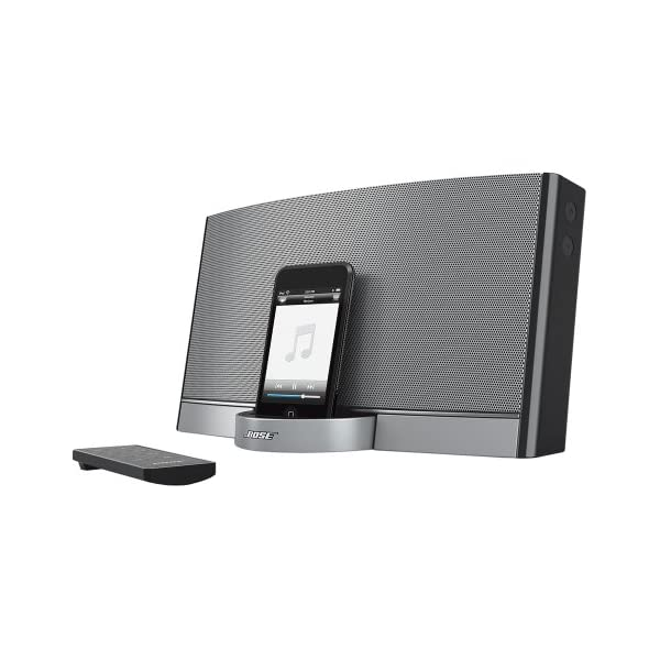 Portable 30-Pin iPod/iPhone Speaker Dock 3