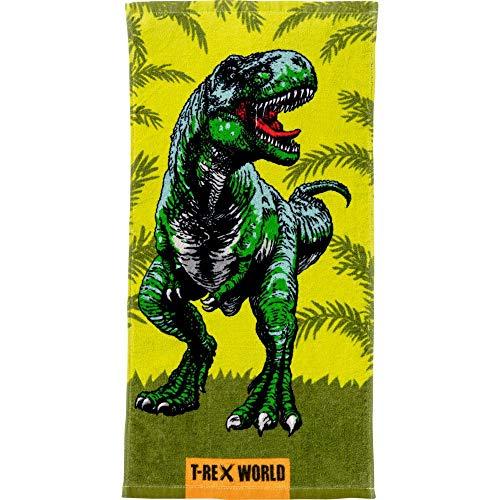 Die Spiegelburg 15565 Zauberhandtuch T-Rex World