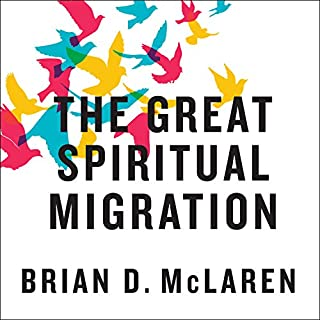 The Great Spiritual Migration audiobook cover art
