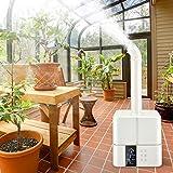 4YANG Humidificador de 5L, humidificación y esterilización sin rincones Muertos, Mantenimiento de Verduras Frescas, Ajuste de Niebla de Tres etapas, Apagado automático sin Agua