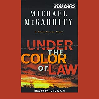 Under the Color of Law audiobook cover art