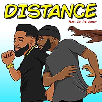 Distance (feat. Zo The Artist)