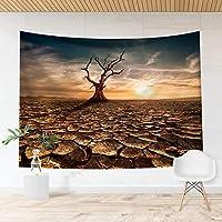 森林モチーフ タペストリー 壁掛けフック付 200×150cm NO.06