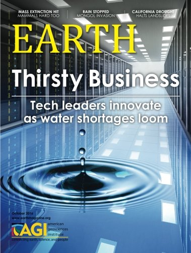 EARTH Magazine: October 2016