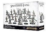 Games Workshop Warhammer Age of Sigmar Slaves to Darkness: The Splintered Fang
