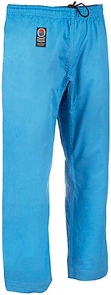 PROFORCE Gladiator 8oz Combat Karate Super sale Pants Size Some reservation - 4 Blue