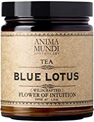 Nothing but pure, ethically harvested tea flowers known to provoke deep meditation and motivate lucid dreaming.* The effects of this plant are euphoric, while helping to 'cool' down the nervous system and promote a feeling of relaxation the whole bod...