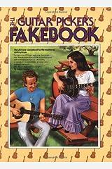Guitar Pickers Fake Book Paperback