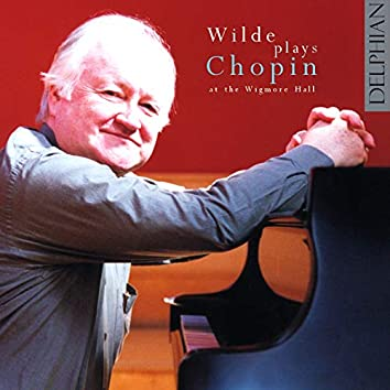 Wilde Plays Chopin at the Wigmore Hall