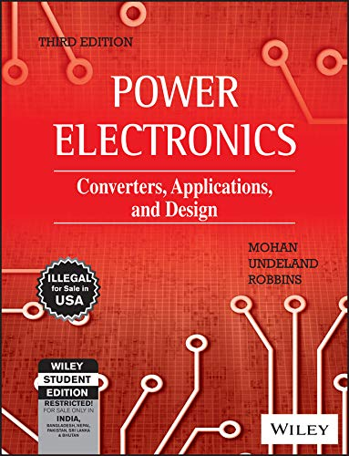POWER ELECTRONICS: CONVERTERS