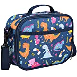 Momcozy Kids Lunch Bag for Boys and Girls, Insulated Lunch Box for Kids School and Travel,...