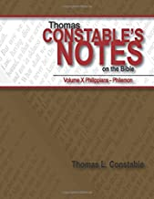 Thomas Constable's Notes on the Bible: Volume X (Volume 10)
