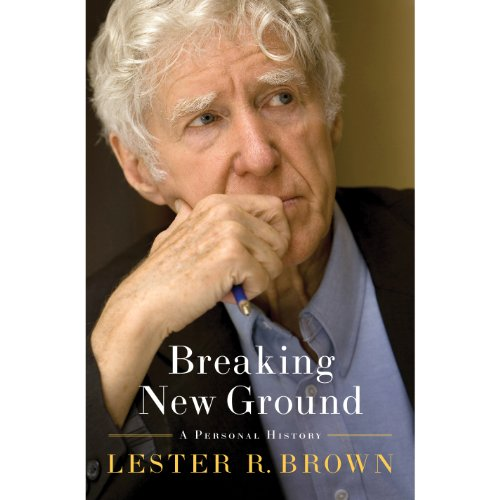Breaking New Ground audiobook cover art
