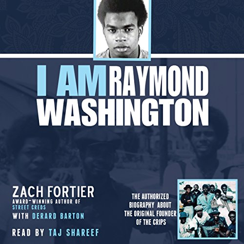 I Am Raymond Washington audiobook cover art