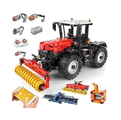 RSWLY Technics Traktor 4 in 1 Mould King...