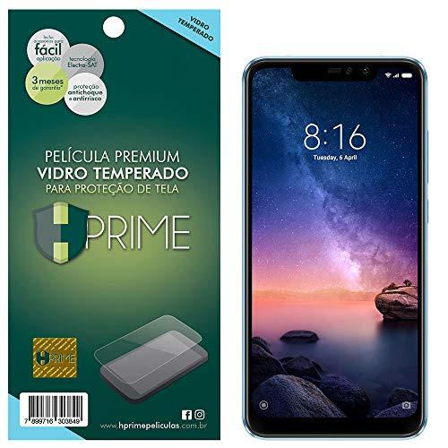 Película de Vidro Temperado 9h para Xiaomi Redmi Note 6 Pro, Hprime, Película Protetora de Tela para Celular, Transparente