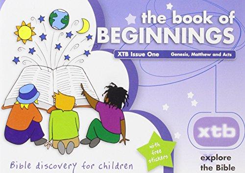 XTB 1: The Book of Beginnings