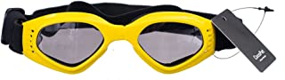 COCOPET New Version Cool Dog Goggles Pet Sunglasses Eye Wear UV Protection Waterproof Sunglasses for Puppy Dogs Small Medium