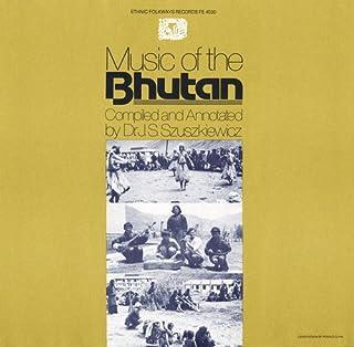 Music of Bhutan [Importado]