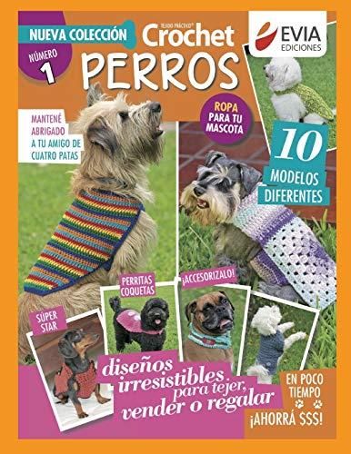CROCHET PERROS 1: ropa para tu mascota