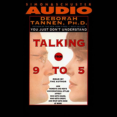 Talking from 9 to 5 audiobook cover art