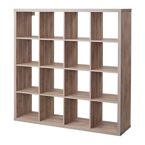 IKEA Wall Shelf Unit, Black 11 3/4x74 3/4