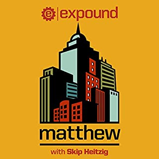 40 Matthew - 2011 cover art