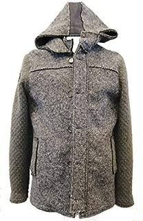 Fred Mello Cappotto Uomo 18KT (L): Amazon.it: Abbigliamento