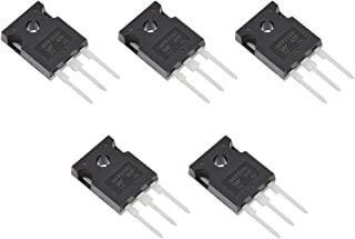 Bridgold 5pcs IRFP250NPBF IRFP250 250 N-Channel MOSFET Transistor,30 A/200 V TO-247AC