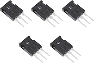 Bridgold 5pcs IRFP250N IRFP250 250 N-Channel MOSFET Transistor,30 A 200 V TO-247AC