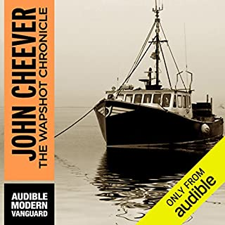 The Wapshot Chronicle                    By:                                                                                                                                 John Cheever                               Narrated by:                                                                                                                                 Joe Barrett                      Length: 17 hrs and 2 mins     74 ratings     Overall 4.1