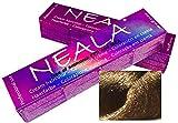 Teintures professionnelles SANS AMMONIAQUE, PPD ou MEA - 8.07 - Blond clair chaud - NEALA 100ml.