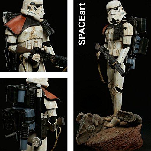 Sideshow Star Wars Sandtrooper Premium Format Figure Statue image