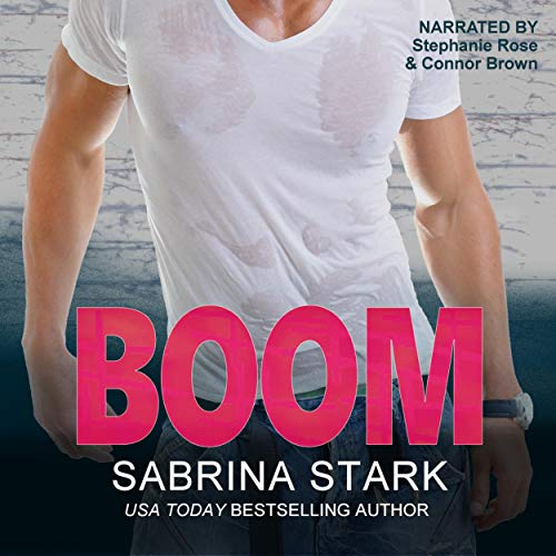 Couverture de Boom: An Enemies-to-Lovers Romantic Comedy