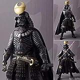 PA cambió para Star Wars Jedi Black Warrior Boba Fett White Soldier Dark Moore Un Modelo práctico-PA Cambiado en Boba Fett Mobile-Samurai General Black Samurai Darth Vader Mobile