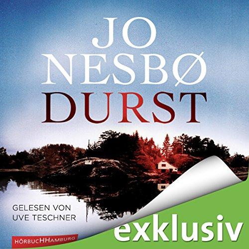 Durst (Harry Hole 11) audiobook cover art