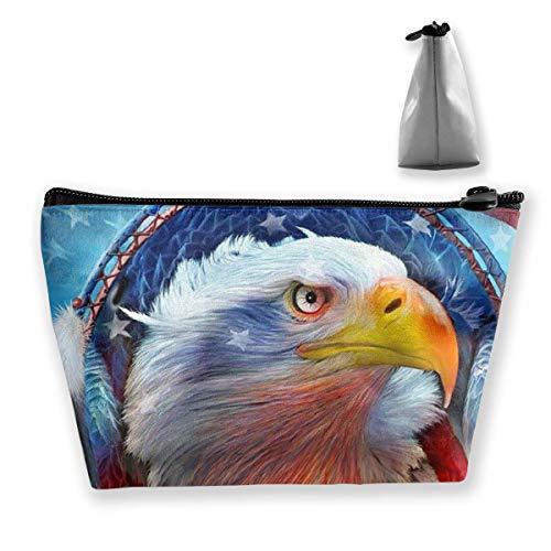 Eagle Dream Catcher Receive Bag Hand Bag Pouch Wallet