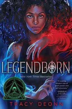 Legendborn by Tracy Deonn science fiction and fantasy book and audiobook reviews