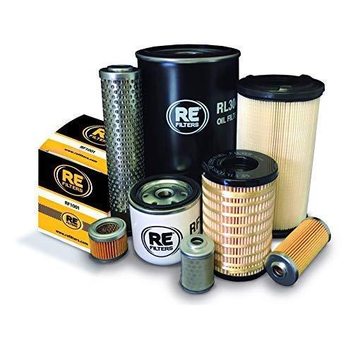 Valtra T120, T130, T140, T160, T170 Traktor Filter Service Set Luft, Öl, Benzin