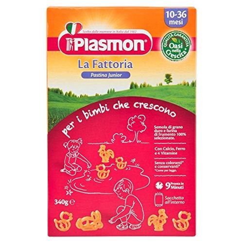 Plasmon Pastina la Fattoria - 6 pezzi da 340 g [2040 g]