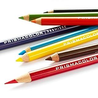 Prismacolor 3596T Premier Colored Pencils, Soft Core, 12 Count للبيع