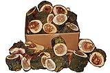 Landree Apfel Wood Chunks 4 kg - Apfelholz mit AromaRinde
