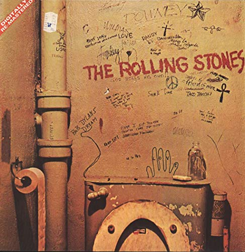 The Rolling Stones - Beggars Banquet - London Records - 800 084-1, ABKCO - 800 084-1
