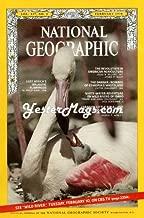 Vintage Magazine Feb 1970 National Geographic