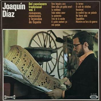 Del cancionero tradicional, Vol. 1. Romances, canciones y leyendas de España